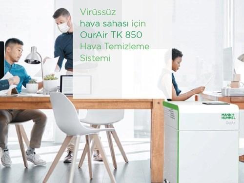 OurAir TK 850 Brochure