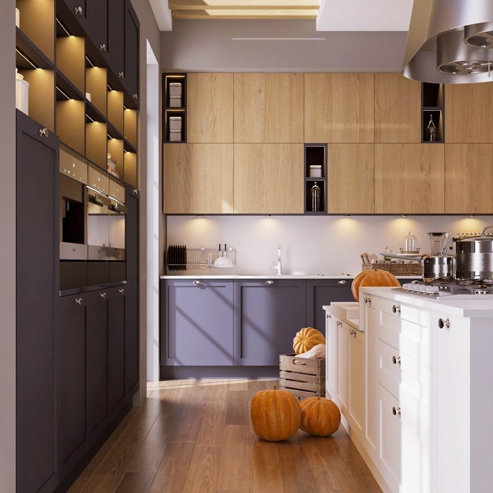 Alinda | Modular Kitchen