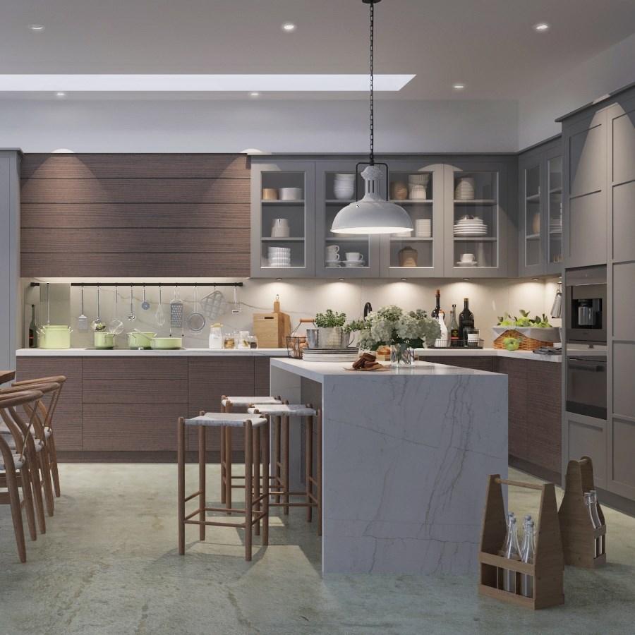 Marine | Modular Kitchen
