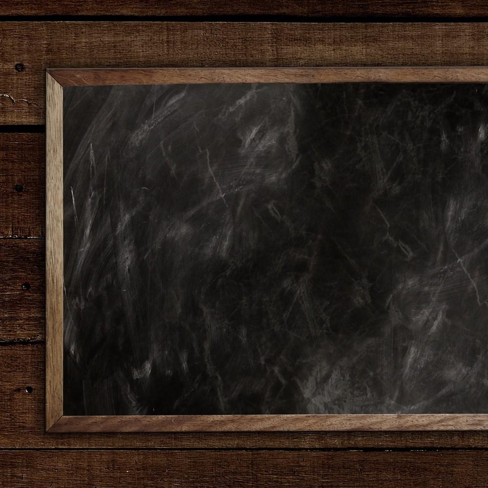 Chalk Blackboard