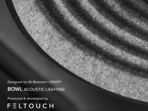 Sparkle Collection Bowl Acoustic Lighting Booklet