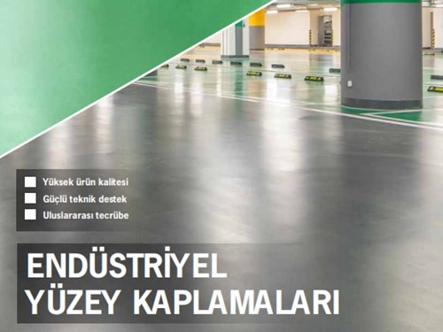 Seire Industrial Surface Coatings Catalog