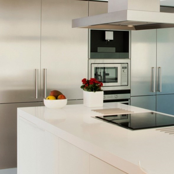 Quartz Surface Coating (Wall, Floor, Countertop)