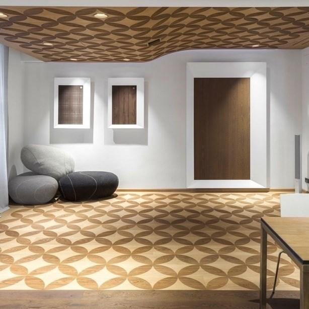 Laminated Parquet Flooring