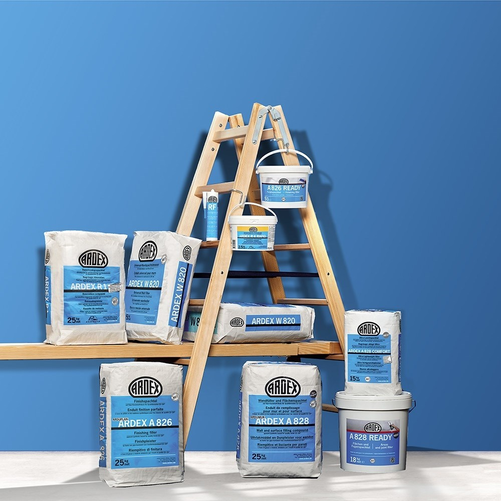 ARDEX Wall and Facade Products