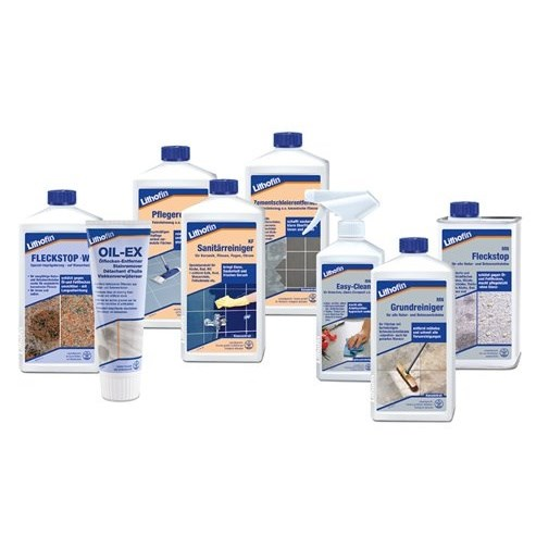 Lithofin Cleaning, Protection and Care Products