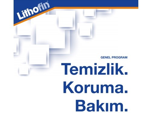 Lithofin Cleaning, Protection and Maintenance Products Catalog