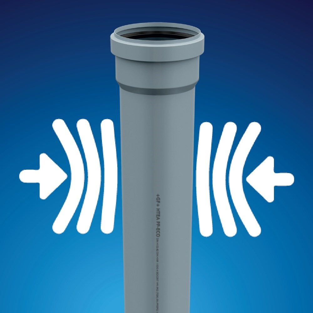HT-PP Atık Su Boru Sistemi