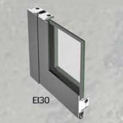 EI 30 Class Fire Resistant Glass