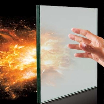 E 90 Class Fire Resistant Glass