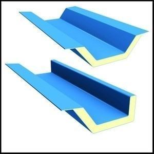 Rain Gutter (Fireproof) IPN Insulation