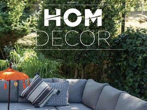 HOM Decor | Bahar'21