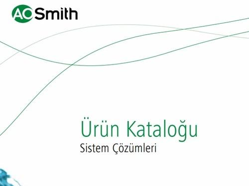 AO Smith Su Teknolojileri Ürün Kataloğu