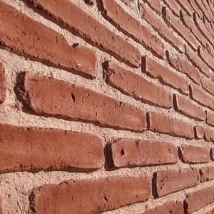 Tumbled Brick Look Spanish Decorative Wall Coverings