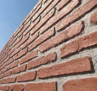 Tumbled Brick Look Spanish Decorative Wall Coverings - 0