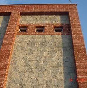 Tumbled Brick Look Spanish Decorative Wall Coverings - 1