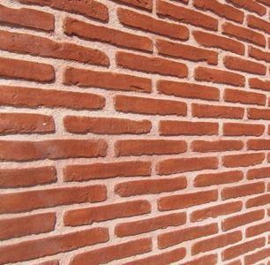 Tumbled Brick Look Spanish Decorative Wall Coverings - 2