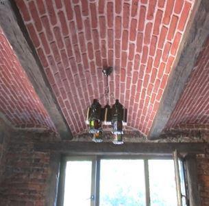 Tumbled Brick Look Spanish Decorative Wall Coverings - 4