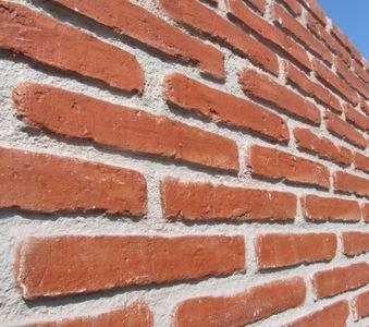 Tumbled Brick Look Spanish Decorative Wall Coverings - 5