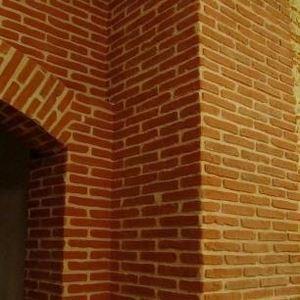 Tumbled Brick Look Spanish Decorative Wall Coverings - 7