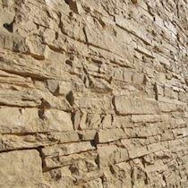 Kayrak Taş Görünümlü İspanyol Dekoratif Duvar Kaplama Paneli