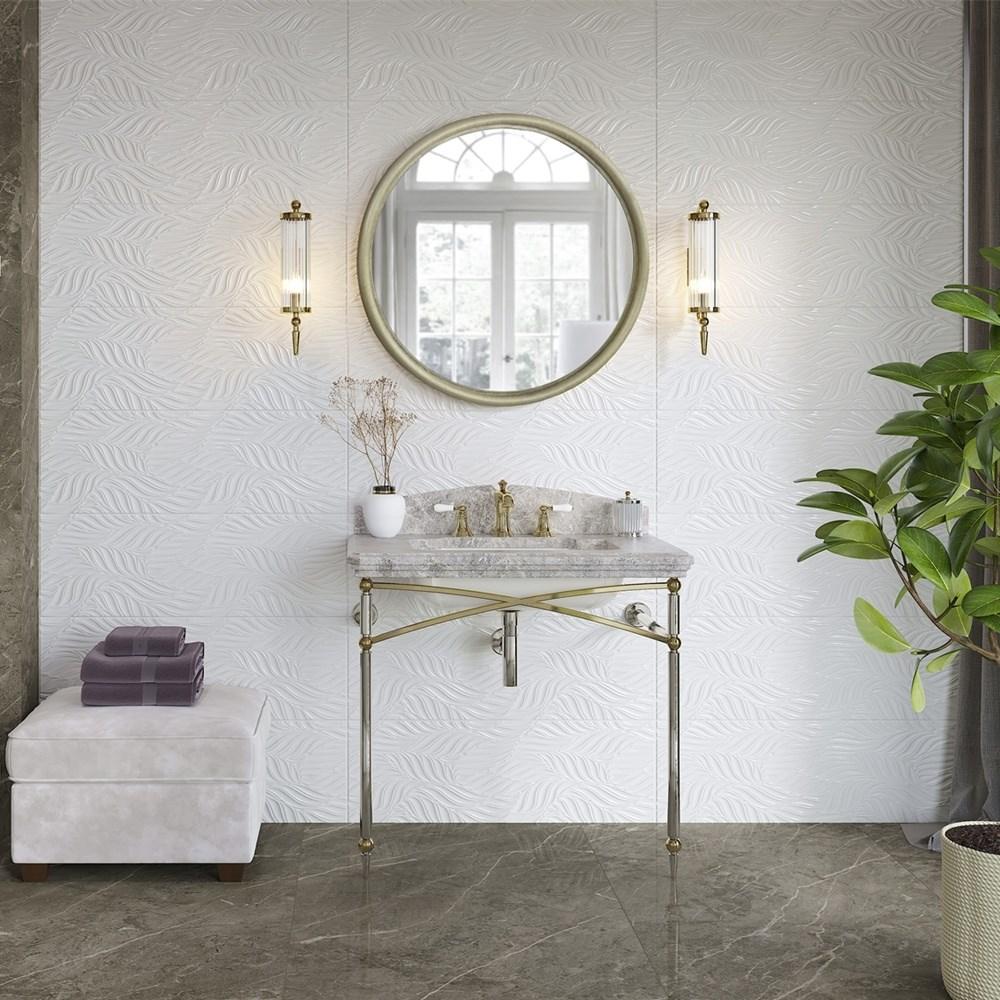 Rectified Wall Tile | Shine