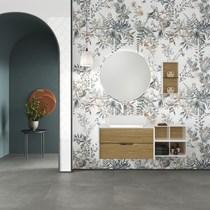 Rektifiyeli Duvar Karosu | Wabi Koleksiyonu - Shiro Bloom