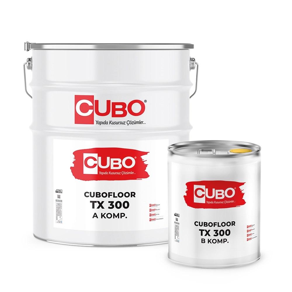 Cubofloor TX 300