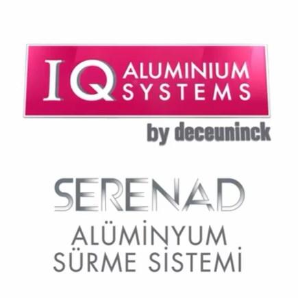 Serenad Alüminyum Sürme Sistemi