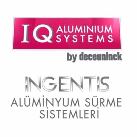 Ingentis Alüminyum Sürme Sistemi