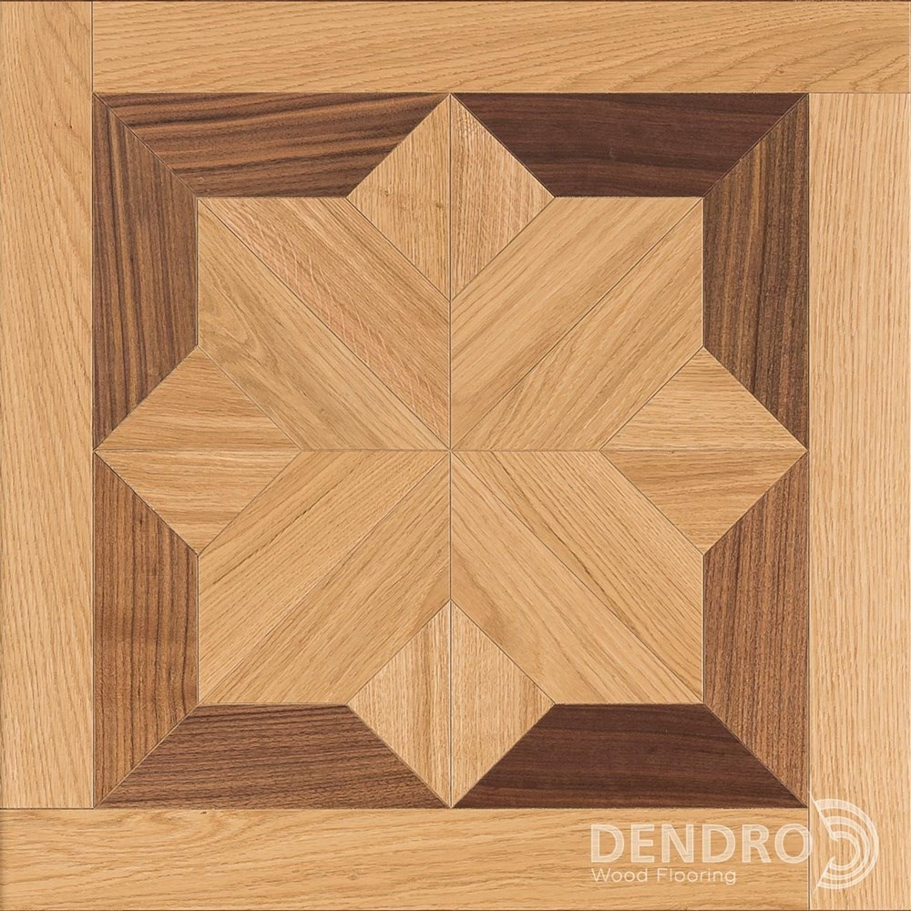 Laminated Parquet | Marquetry Collection