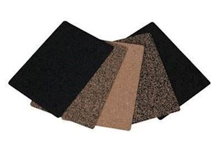 Rubber Cork Sheets and Rolls for Noise and Vibration Insulation
