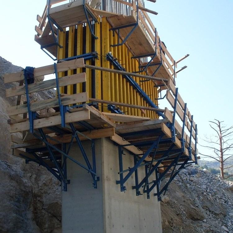 Endüstriyel Tırmanır Kalıp Sistemleri - 4