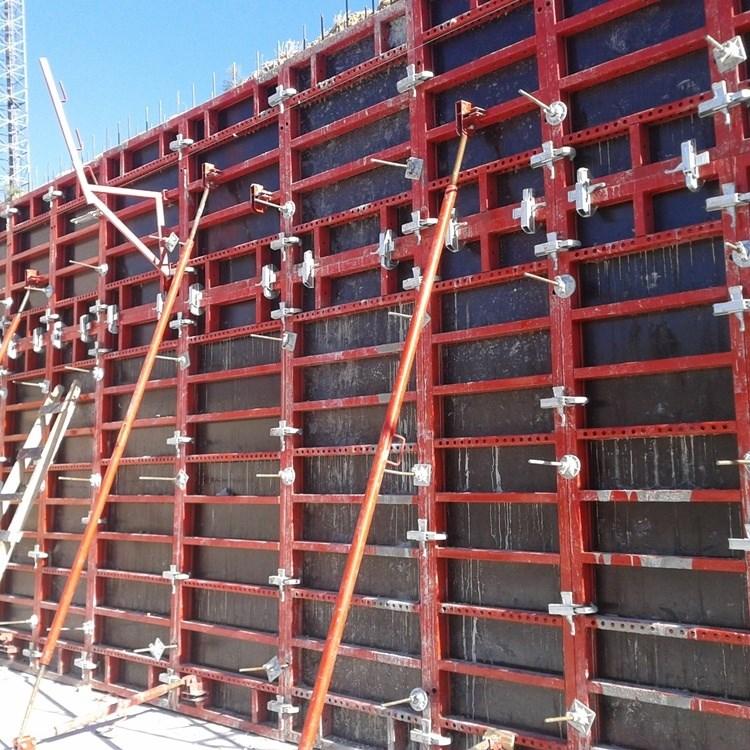 Polex Panel (Light) Type Curtain Wall Formwork System - 0
