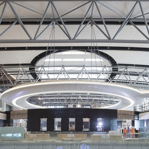 Metal Suspended Ceiling Systems - 1