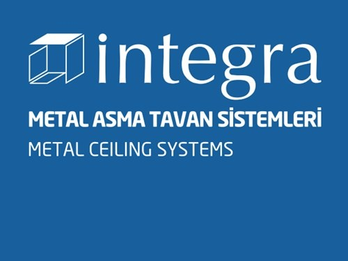 Integra Metal Asma Tavan Sistemleri Kataloğu
