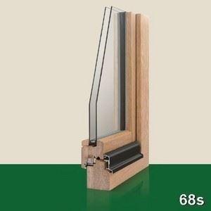 68s, 78s ve 90s Ahşap Pencere Serileri