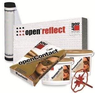 Dış Cephe Isı Yalıtım Sistemi/open® Isı Yalıtım Sistemi