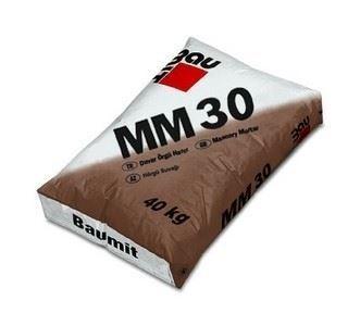 Örgü Harcı/Baumit MM30