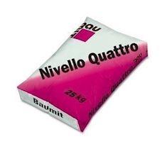 Kendinden Yayılan Şap/Nivello Quattro