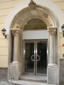 Stainless Steel and Bronze Door Window Profile System