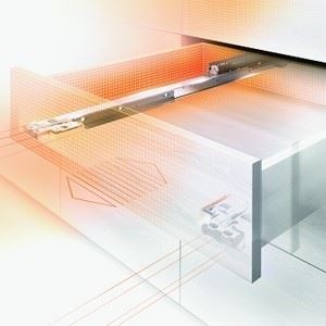 Çekmece Ray Sistemi/Movento