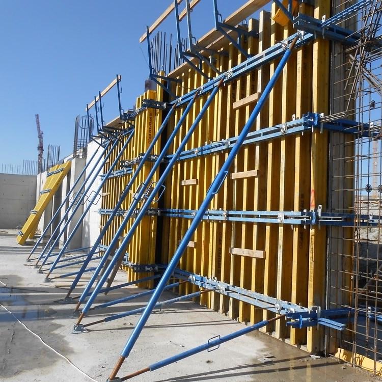 Portiwood Curtain Wall Formwork - 1