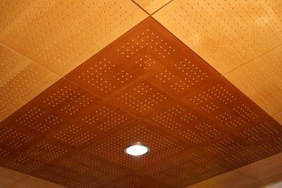 Ahşap Akustik Asma Tavan Sistemleri