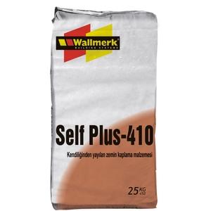 Endüstriyel Zemin Kaplaması/Wallmerk Self Plus 410