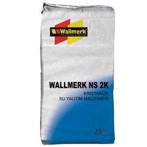 Çimento Esaslı Su Yalıtım Malzemesi/Wallmerk NS 2K