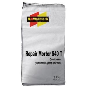 Tamir Harcı/Wallmerk Repair Mortar S40 T