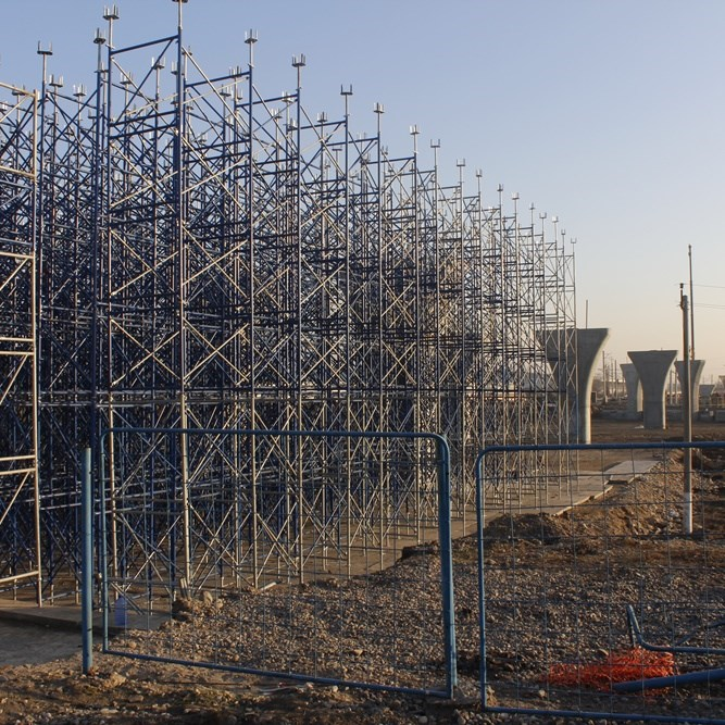 Scaffolding Systems - 7