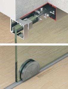 Kayar Kapı Donanımları/Slido Design 150-U