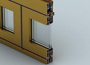 Kapı Sistemleri/Alüminyum Profil/FD 60